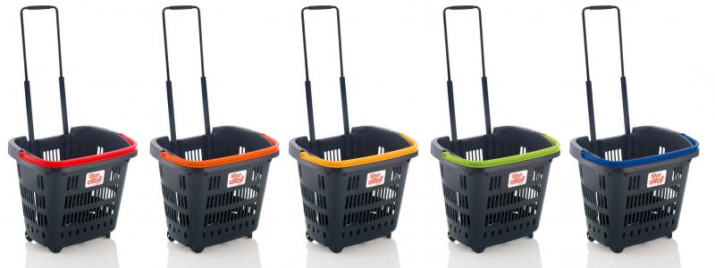 shop and roll colors shopping basket