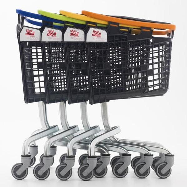 shop and roll 100L shopping cart