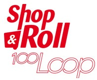 shop and roll Loop 100L buggy
